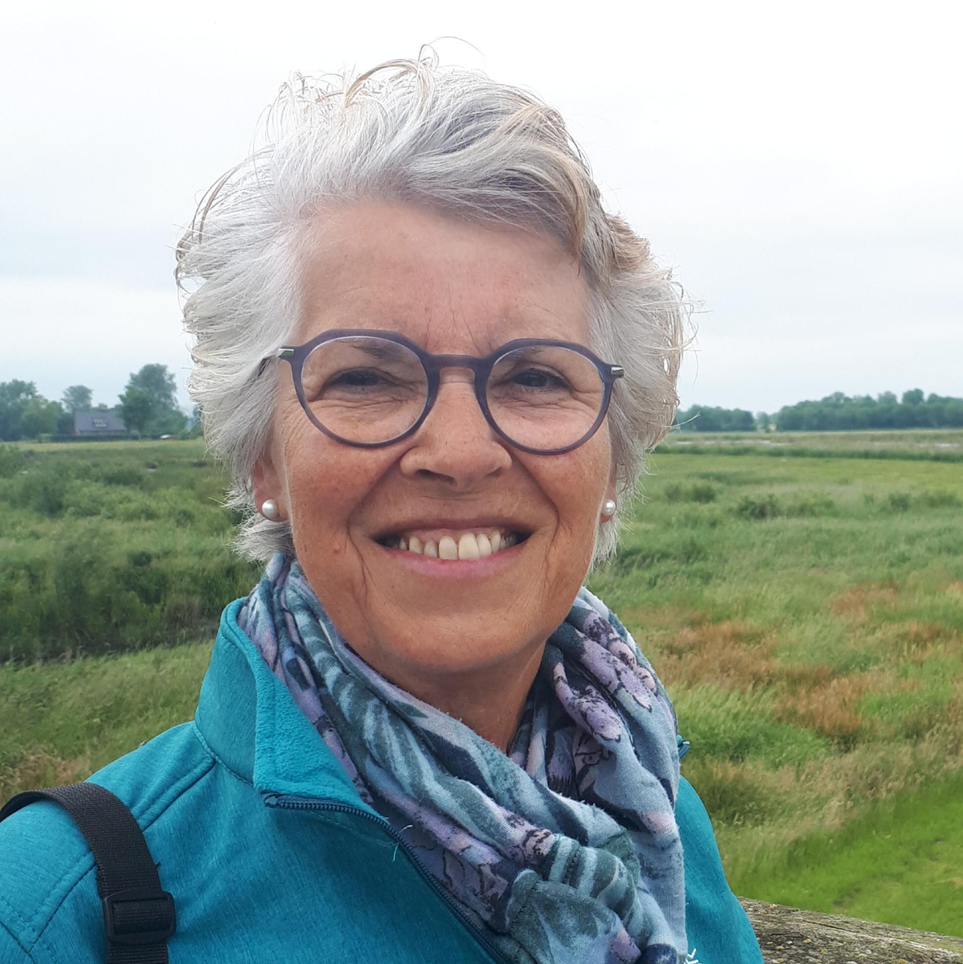 Corrie van den Berg
